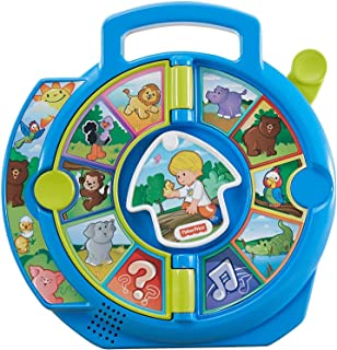Fisher-Price Veo y digo Mundo de animales Little People