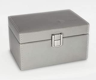 Orbis Global Grey Faraday Box   Keyless Car Signal Blocker   Anti Theft Faraday Box Cage   Car Security   RFID Faraday Key...