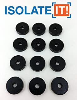 anti vibration silicone washers