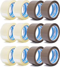 gws Pakketplakband PP stille verpakkingstape geluidsarm afrollend   Packband in professionele kwaliteit   versch. kleuren...