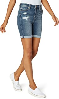 Liverpool Women's Kristy High Rise Short Double Rolled Cuff