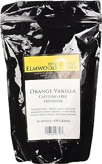 Elmwood Inn Fine Teas, Orange Vanilla Caffeine-free Fruit Infusion, 16-Ounce Pouch