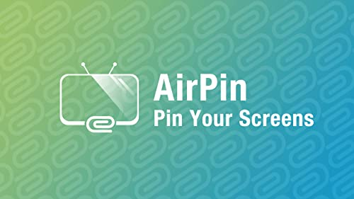 『AirPin(PRO) - AirPlay/DLNA Receiver』のトップ画像