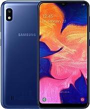 Samsung Galaxy A10 Dual Sim Sm A105F 32Gb Factory Unlocked 4G Lte Smartphone International Version Blue