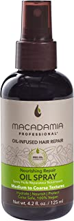 Macadamia Professional Hair Care Products Nourishing Repair Oil - Replenishes Moisture, Strengthens and Improves Elasticity