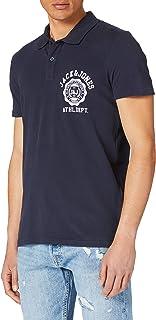 Jack & Jones Jjflock SS Polo Camisa Hombre