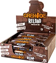 Grenade Reload Protein Oat Bar x 12 Bars – Chocolate Chunk Estimated Price : £ 19,98