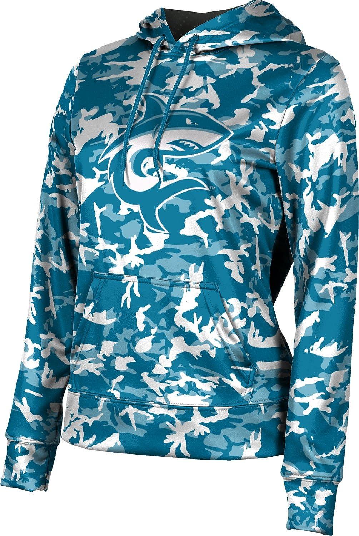 ProSphere Hawaii Pacific University Girls' Pullover Hoodie, School Spirit Sweatshirt (Camo)