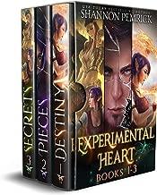 Experimental Heart Omnibus Set: Books 1-3