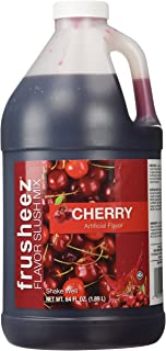 Cherry Frusheez Slush Mix (1/2 gallon)
