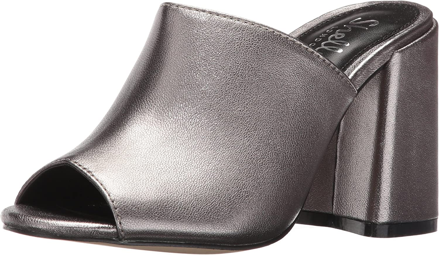Shellys London Womens Calico Mule
