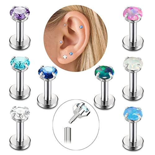 1494ebdb14ba5 Triple Helix Piercing: Amazon.com
