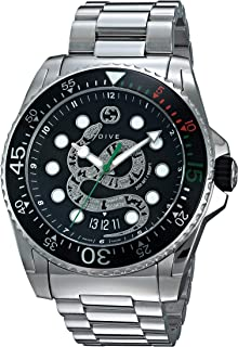 Gucci - Reloj de buceo Gucci para hombre