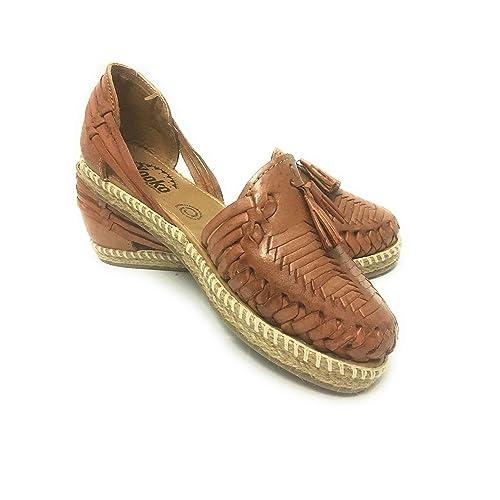 87e37faebac81 MEXICAN Sandals: Amazon.com