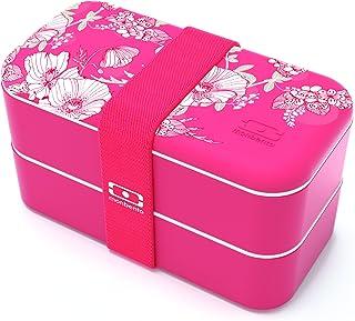 MB Original Floral - The bento box by monbento