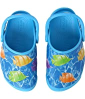 Crocs Kids - CrocsFunLab Lights Fish (Toddler/Little Kid)