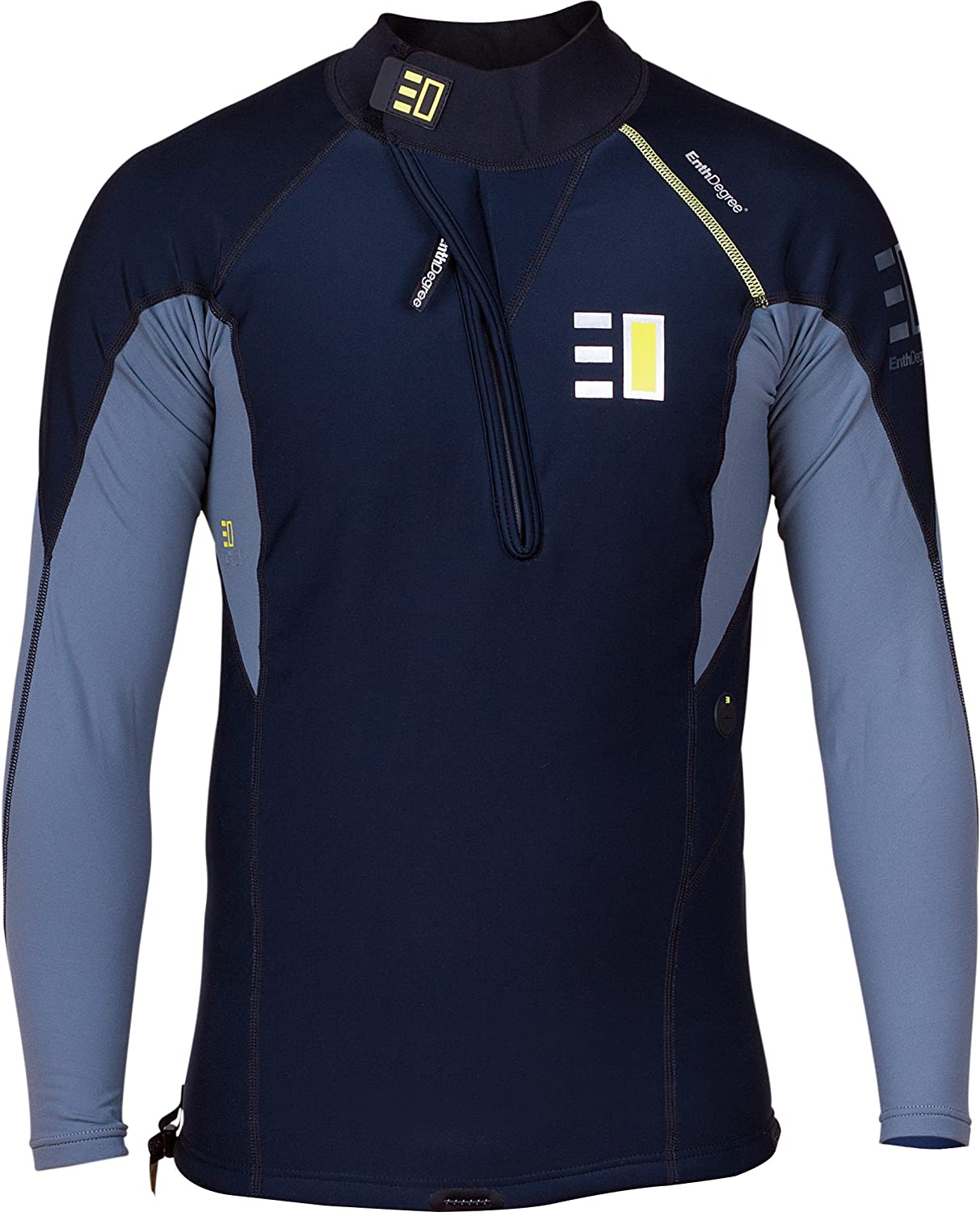 Enth Degree FIORD LS Mens LongSleeve Surfing SUP Paddling Top