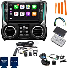 $3334 » Alpine X409-WRA-JK Off Road Camera Accessory Bundle for 2011-18 Jeep Wrangler