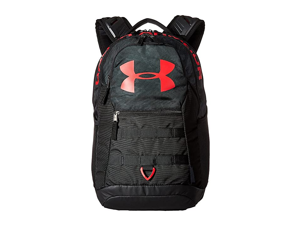 Under Armour UA Big Logo 5.0 (Stealth Gray/Black/Pierce) Backpack Bags