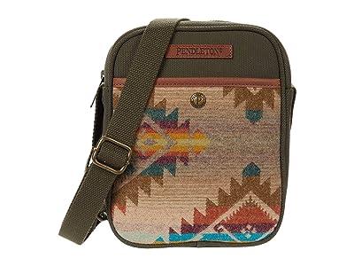 Pendleton Accessory Traditions Crossbody (Taos Trail) Cross Body Handbags