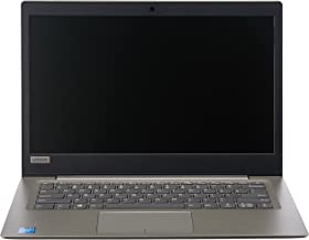 Lenovo Ideapad 80E3007FUS Laptop (Windows 10 Home, Intel Celeron N3350 Processor, 14 Inches Display, 32GB eMMC Flash Memory, RAM: 2 GB) Grey