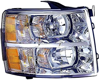 Depo 335-1145R-AC Chevrolet Silverado Passenger Side Replacement Headlight Assembly