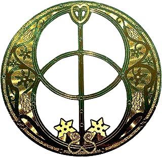 wave the stone チャリスウェル 古代神聖幾何学 (聖杯の井戸)エナジーパワー ヴェシカパイシス 開花