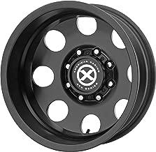 ATX SERIES BAJA DUALLY SATIN BLACK - REAR BAJA DUALLY 17x6.5 8x210.00 SATIN BLACK - REAR (-140 mm) Wheels