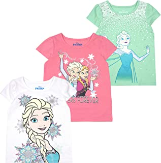 0670610c4909 Amazon.com  Disney Princess - Tops   Tees   Clothing  Clothing ...