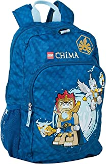 LEGO Bags Lego Heritage Classic Backpack Chima, Blue