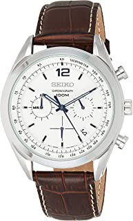 Seiko Casual Watch Analog Display Quartz for Men SSB095P1
