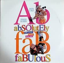 Absolutely Fabulous: The Last Shout Parts 1 & 2 /LaserDisc