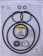 BadAss Pool Supply Compatible with Pentair SuperFlo, SuperFlo VS, SuperMax Go Kit, Complete Pump O-Ring Rebuild Kit