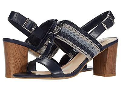 Bandolino Declan (New Luxe Navy/Navy Multi) Women
