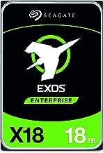 Seagate Exos X18 18TB Enterprise HDD - CMR 3.5 Inch...