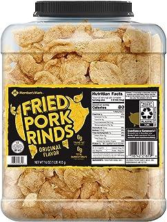 Member's Mark Original Fried Pork Rinds (16 Ounce)
