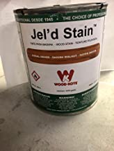 WOOD KOTE PRODUCTS INC 205-4 QT DNSH WLNT JEL STAIN 205-4