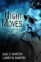 Night Moves: A New Templar Knights Novella (Spells, Salt, & Steel Book 5)