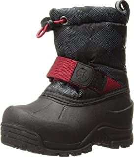 Northside Boy Girls Toddler/Little Kid/Big Kid Frosty Insulated Winter Snow Boot