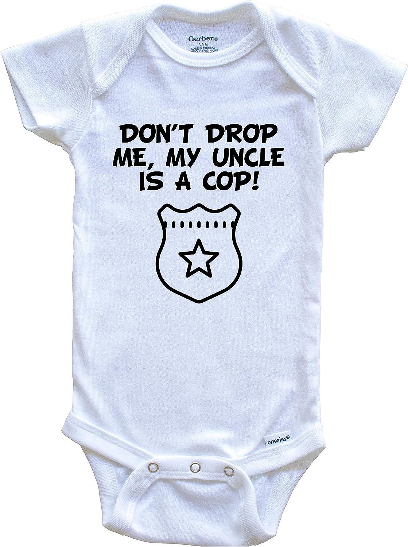 Police Badge Baby Onesie