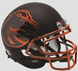 Boise State Broncos Alternate 7 Schutt Mini Football Helmet