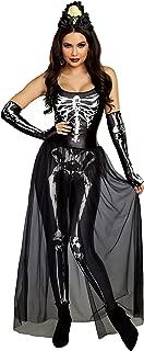 Women's Sexy Bare Bones Babe Skeleton
