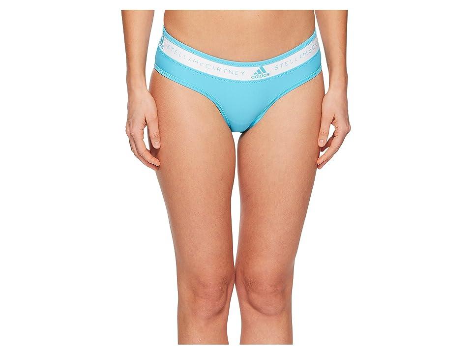 adidas by Stella McCartney Bikini Swim Bottom CE1774 (Mirror Blue) Women