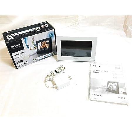 ソニー SONY デジタルフォトフレーム WA700 ホワイト DPF-WA700/W