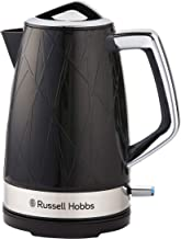 Russell Hobbs RHK332BLK Structure Kettle, Stunning Functional Illumination, Perfect Pour Spout, Black