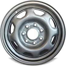 Road Ready Car Wheel For 2010-2014 Ford F150 17 Inch 7 Lug Gray steel Rim Fits R17 Tire - Exact OEM Replacement - Full-Size Spar