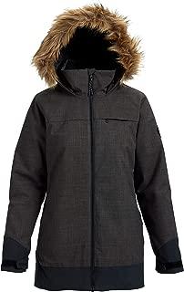 Women's Lelah Jacket with Removable Fur Trim