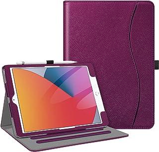 Fintie iPad 8 ケース 2020 iPad 10.2 ケース 第7世代 2019 保護カバー 2つ折スタンド マルチ視角 オートスリープ機能付き 傷つけ防止 PU合成レザー iPad 10.2インチ(2020/2019) (モデル番...