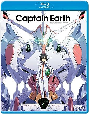 キャプテン・アース / CAPTAIN EARTH COLLECTION 1