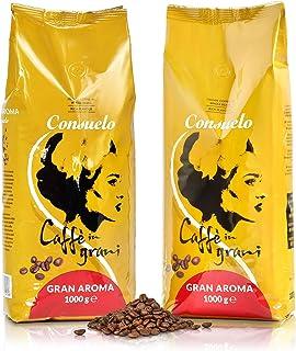 Consuelo Gran Aroma - Café en grano italiano - 2 x 1kg